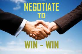 Negotiation, Win-Win, Trust